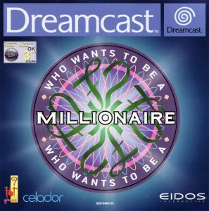 Who Wants To Be A Millionaire Third Edition per Dreamcast