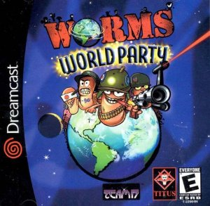 Worms World Party per Dreamcast