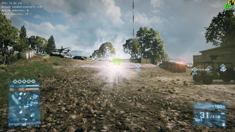 Battlefield 3 - Primi ribilanciamenti in arrivo