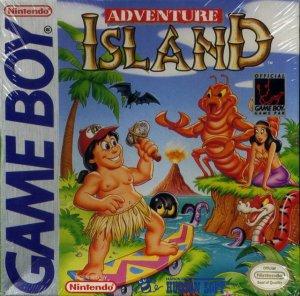 Adventure Island per Game Boy