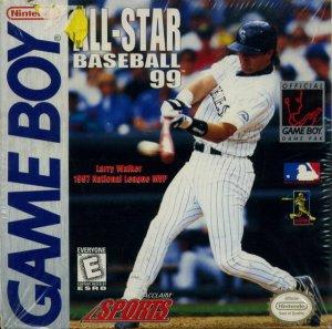 All Star Baseball 99 per Game Boy
