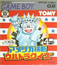 America Oudan Ultra Quiz per Game Boy