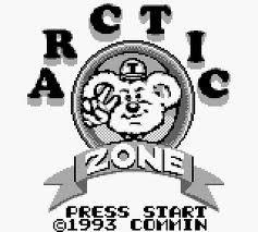 Artic Zone per Game Boy
