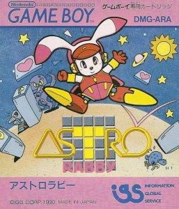 Astro Rabby per Game Boy