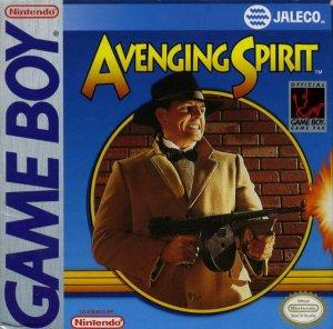 Avenging Spirit per Game Boy
