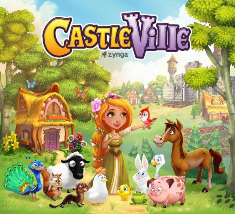 CastleVille disponibile su Facebook
