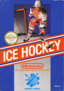 Ice Hockey per Nintendo Entertainment System