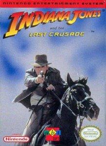 Indiana Jones And The Last Crusade per Nintendo Entertainment System