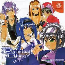 Yuukyuu Gensou Kyoku 3: Perpetual Blue per Dreamcast