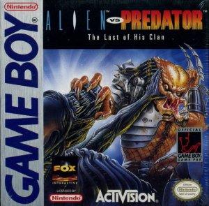Alien Vs Predator per Game Boy