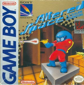 Altered Space per Game Boy