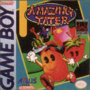 Amazing Tater per Game Boy
