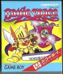 Battle Space per Game Boy