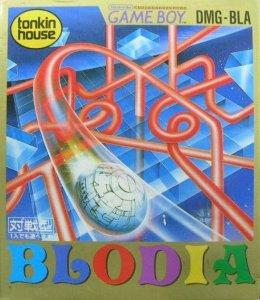 Blodia per Game Boy