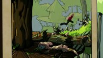 Kung-Fu High Impact - Trailer del fumetto