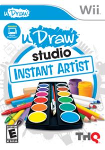 uDraw Studio: E Sei Subito Artista per Nintendo Wii