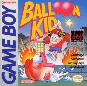 Balloon Kid per Game Boy