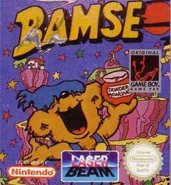 Bamse per Game Boy
