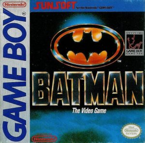 Batman per Game Boy
