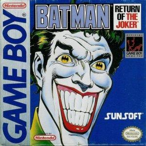 Batman: Return of the Joker per Game Boy