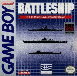 Battleship per Game Boy