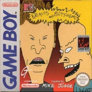 Beavis and Butthead per Game Boy