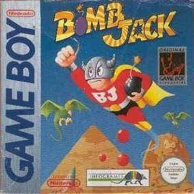 Bomb Jack per Game Boy
