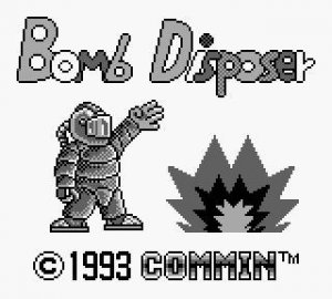 Bomb Disposer per Game Boy