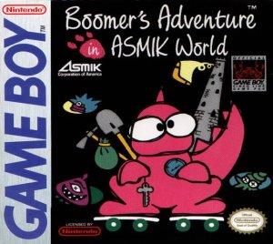 Boomer's Adventure in Asmik World per Game Boy