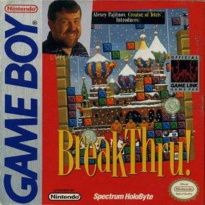 BreakThru! per Game Boy
