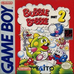 Bubble Bobble Part 2 per Game Boy