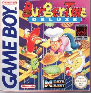 Burger Time Deluxe per Game Boy