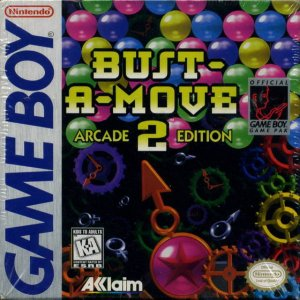 Bust-A-Move 2 Arcade Edition per Game Boy