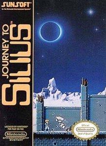 Journey to Silius per Nintendo Entertainment System