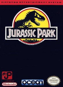 Jurassic Park per Nintendo Entertainment System