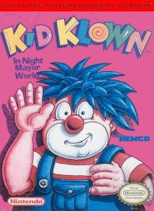 Kid Klown in Night Mayor World per Nintendo Entertainment System