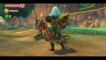 The Legend of Zelda: Skyward Sword - Trailer di lancio