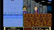 Jackie Chan's Action Kung Fu - Gameplay