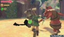 The Legend of Zelda: Skyward Sword - Sette minuti di gameplay in presa diretta