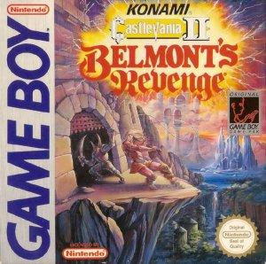 Castlevania 2: Belmont's Revenge per Game Boy
