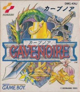Cave Noir per Game Boy
