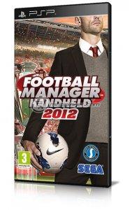 Football Manager Handheld 2012 per PlayStation Portable