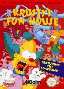 Krusty's Super Fun House per Nintendo Entertainment System