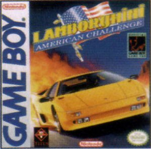 Crazy Cars III per Game Boy