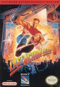 Last Action Hero per Nintendo Entertainment System