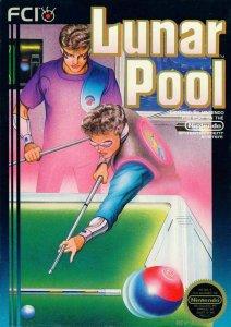 Lunar Pool per Nintendo Entertainment System