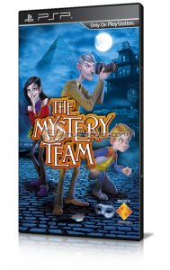 The Mystery Team per PlayStation Portable