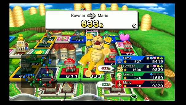 Mario si dà alla finanza