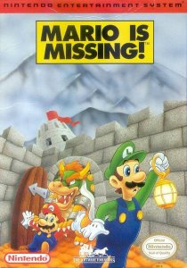 Mario is Missing! per Nintendo Entertainment System