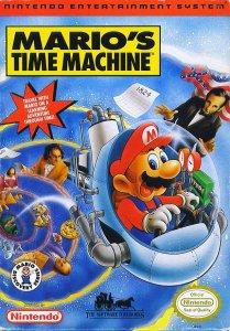 Mario's Time Machine per Nintendo Entertainment System